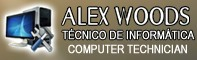 Computers Mula : Alex Woods Técnico de Informática