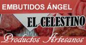 """Alimentación Bullas : Embutidos Ángel """"El Celestino"""""""