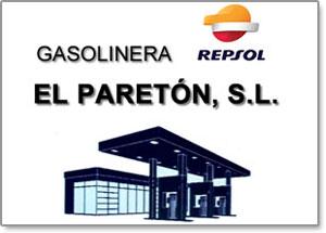 Gasolineras Librilla : Gasolinera El Paretón