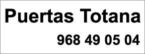 Carpinterías Cartagena  : Puertas Totana (Maderas y complementos)