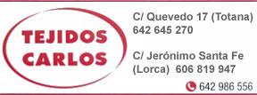 Ropa Jumilla : Tejidos Carlos