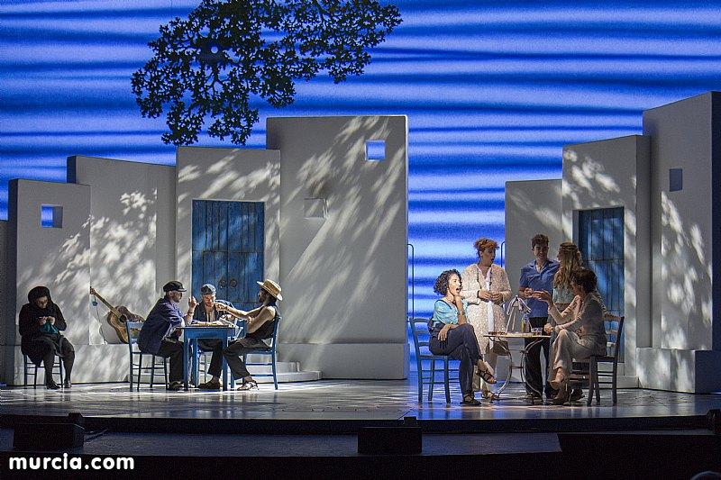Murcia.com asistió al backstage y ensayos del musical