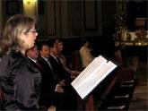El Alcalde asiste a la Misa con motivo de la festividad de Santa Rita