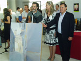 Antonio Hernández Pérez, de Ávila, gana el primer premio del VI Concurso Nacional de Pintura al Aire Libre Villa de Molina de Segura