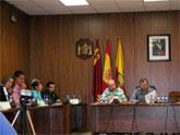 El pleno aprueba por unanimidad la Ordenanza de Locutorios y la Organización Municipal de la Agenda Local sobre Medio Ambiente.