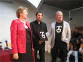 Cruz destaca la simbiosis entre grupos locales e internacionales en el Festival de Teatro y Danza de San Javier