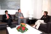 Cartagena y La Unión establecen un decálogo de actuaciones intermunicipales