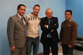 El jugador del Átlético de Madrid Miguel A. Ferrer 'Mista' participará un año más en el Campus de Fútbol y Fútbol Sala Caravaca de la Cruz