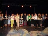 Clausura del curso de las Asociaciones de Mujeres de Molina