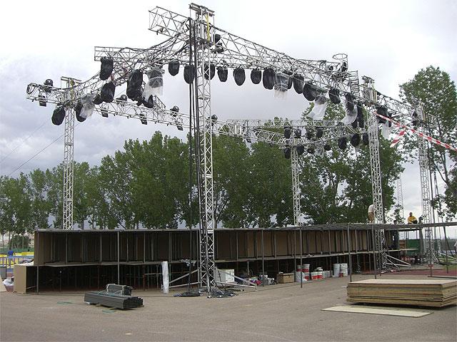 6000 personas retiran sus entradas para asistir a la Gala TV Día de la Región - 1, Foto 1