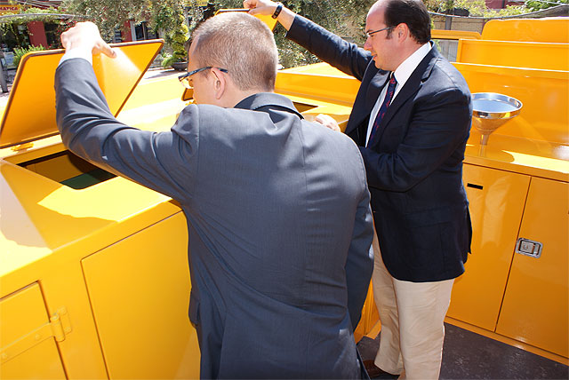 Puerto Lumbreras pondrá próximamente en funcionamiento el servicio de ecoparque móvil - 1, Foto 1