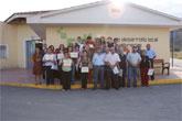 El Centro de Desarrollo Local entrega los diplomas de los cursos celebrados durante el primer trimestre del año