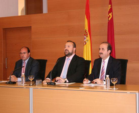 La Gala 'Murcia, donde vive el Sol' difundirá la imagen de la Región por los cinco continentes - 1, Foto 1
