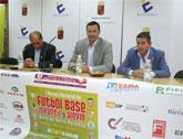 El nuevo campo de césped artificial albergará el I Torneo Nacional de Fútbol Base 'Villa de Torre Pacheco'
