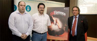 Manuela Carrasco encabeza el cartel del XVI Festival de Flamenco de San Pedro del Pinatar