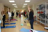 Taller de Yogaterapia para las mujeres lumbrerenses