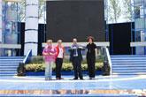 Se graban en Puerto Lumbreras cinco Galas de televisión para emitir durante el verano en el resto de la Región de Murcia.