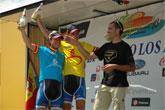 David Romero Romero del Tech Luz C.D. y Germán Pindado del G.D. Aqualia, ganadores del III Trofeo los Alcázares