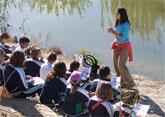 Más de 7.000 alumnos y alumnas de los centros educativos de Molina de Segura han participado en el Programa Municipal de Educación Ambiental Descubre tu entorno durante el curso 2007/2008