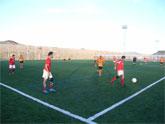 Vidalia, Migas, Mondrián y los Pachuchos son los equipos que han logrado acceder a las emifinales de la Copa de Futbol Aficionado 'Juega Limpio' organizada por la Concejalía de Deportes