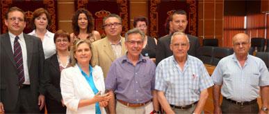 El Ayuntamiento de Molina de Segura firma once convenios con nueve organizaciones sociales del municipio por un importe total de 210.500 euros
