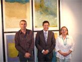 El Mubam acoge una exposición de Enrique Castañer en la que analiza la luz a través de 45 cuadros