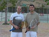 Campeonato social del club de tenis, VIII Trofeo Hegemón