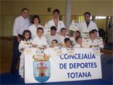 La Escuela Deportiva Municipal de Judo, organizada por la concejalía de deportes, se clausura con la entrega de diplomas a los 22 alumnos que han participado en esta modalidad deportiva