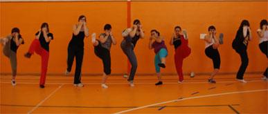 La concejalía de Deportes imparte el curso 'Defensa Personal para Mujeres'