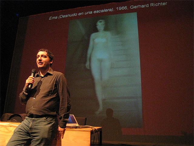 Cerca de 800 personas han asistido a la tercera edición del Curso de Introducción al Arte Contemporáneo del CENDEAC - 1, Foto 1