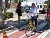 Turismo conectará los municipios y pedanías del Mar Menor mediante un carril bici