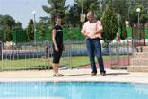 Las Piscinas Municipales ofrecen actividades acuáticas para niños, jóvenes y mayores lumbrerenses desde 0 a 65 años