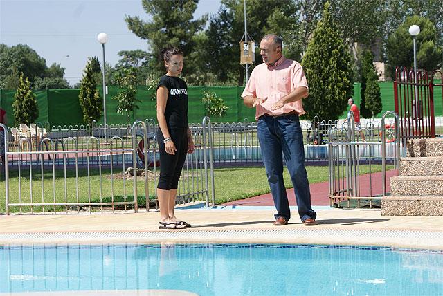 Las Piscinas Municipales ofrecen actividades acuáticas para niños, jóvenes y mayores lumbrerenses desde 0 a 65 años - 1, Foto 1