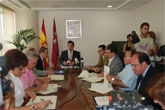 La Comunidad Autónoma aporta casi 4,2 millones de euros para atención primaria en diez ayuntamientos y una mancomunidad