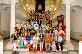 Los mejores 'matemáticos' de visita en Cartagena