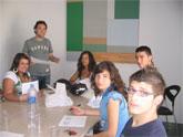 Los jóvenes lumbrerenses aprenden a solicitar proyectos europeos