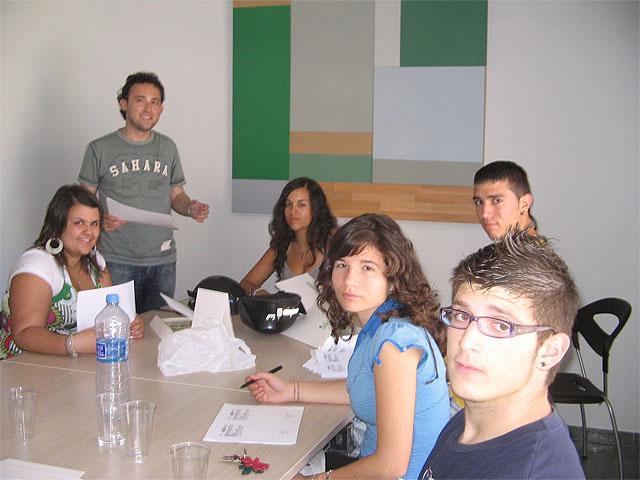 Los jóvenes lumbrerenses aprenden a solicitar proyectos europeos - 1, Foto 1