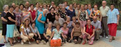 El Programa de Envejecimiento Saludable finaliza con visitas al balneario de Archena