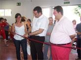 """Inauguran los nuevos vestuarios adaptados y el acondicionamiento de la nave taller actual del Centro Ocupacional """"José Moya"""""""