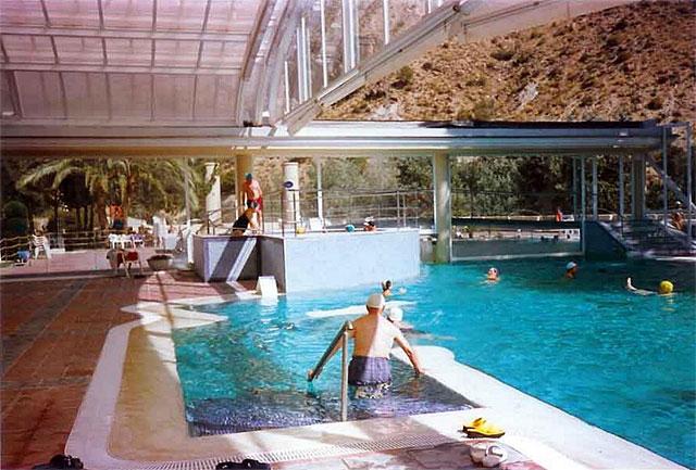 El Programa de Envejecimiento Saludable finaliza con visitas al balneario de Archena - 2, Foto 2