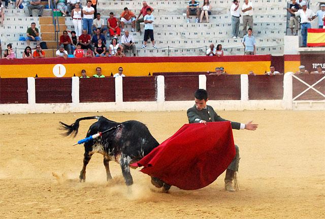 Cehegín se quita el sombrero ante los toreros solidarios - 1, Foto 1