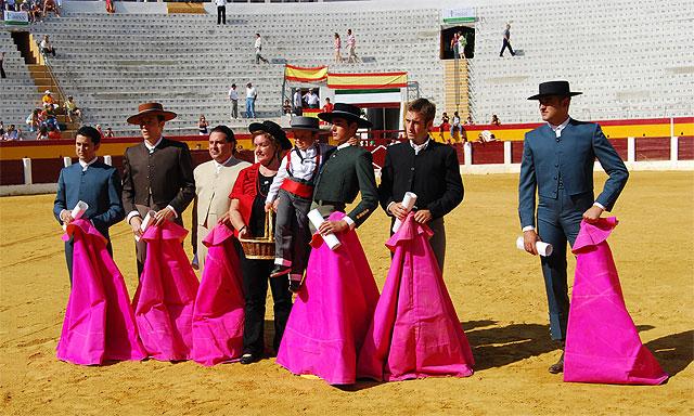 Cehegín se quita el sombrero ante los toreros solidarios - 2, Foto 2