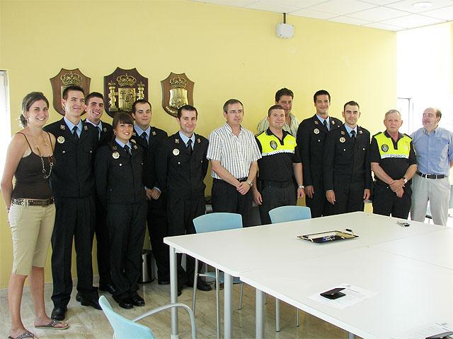 Toma de posesión de 7 nuevos agentes de Policía Local - 1, Foto 1