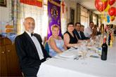 Los 'Lions' celebran su gala 'Presidents Nigth'