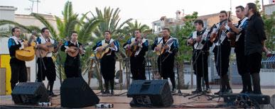 El municipio de Mazarr�n homenajea a Roque Moreno Guarinos