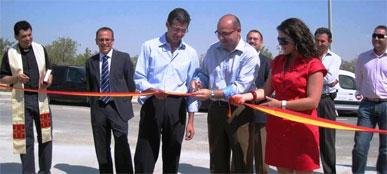Desarrollo Sostenible cede cuatro ecoparques a los ayuntamientos de Torre Pacheco, Cartagena, Lorquí y Mazarrón