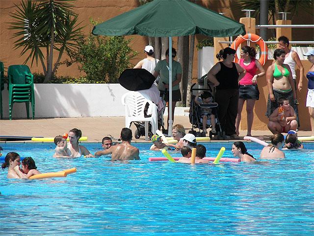 650 alumnos de todas las edades aprenden natación este verano - 1, Foto 1