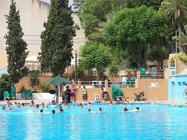 650 alumnos de todas las edades aprenden natación este verano - 2, Foto 2