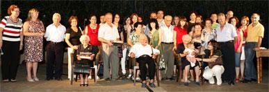 """Homenaje los """"más"""" mayores de Puerto Lumbreras"""
