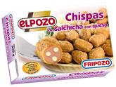 Nuevo Chispazo de Fripozo que lanza al mercado su nueva Chispa de Salchicha con queso